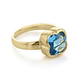 Blue Topaz Fashion Ring (BT135)