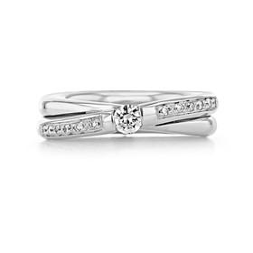 Pavé Engagement Ring (AG14)