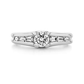 Pavé Engagement Ring (AG60)