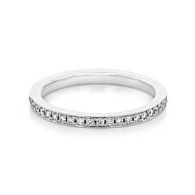 Pavé Wedding Band (1010258)