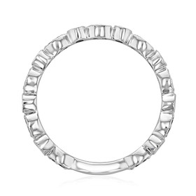 Pavé Wedding Band (LR5701)