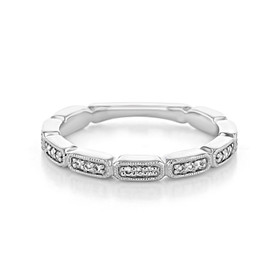 Pavé Wedding Band (LR51176)