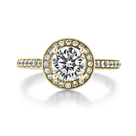 Gabriel NY Engagement Ring (GC46)