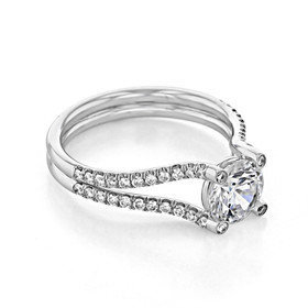 Danhov Solo Filo Engagement Ring  (SE101)