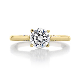 Tacori Dantela Engagement Ring (2638RD65Y)
