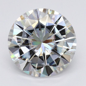 2.70 Ct. Round Forever One Charles and Colvard Moissanite (GM05143)