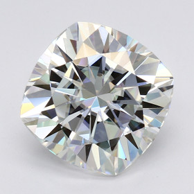 2.80 Ct. Cushion Forever One Charles and Colvard Moissanite (GM05293)