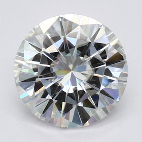 1.00 Ct. Round Forever One Charles and Colvard Moissanite (GM05298)