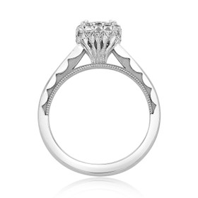 Tacori Full Bloom Engagement Ring (55-2PR5-M)