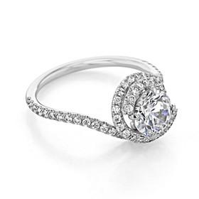 Danhov Abbraccio Engagement Ring (AE100)