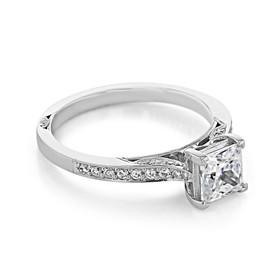 Tacori Dantela Engagement Ring (2638PRP55)