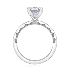 Tacori Sculpted Crescent Engagement Ring (46-25RD7)