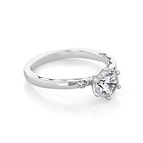 Simply Tacori Engagement Ring (56-2RD65)