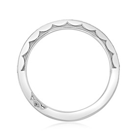 Tacori Sculpted Crescent Wedding Band (2649-15B1/2)