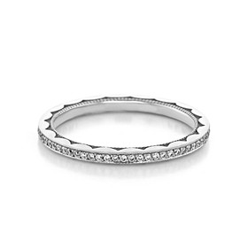 Tacori Sculpted Crescent Wedding Band (43-15ET)