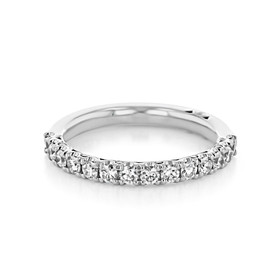 Tacori Petite Crescent Wedding Band (HT254525B12)
