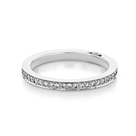 Tacori Dantela Wedding Band (2630BMDPW)