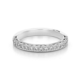 Tacori Blooming Beauties Wedding Band (HT2516B)