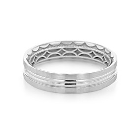 Tacori Sculpted Crescent Wedding Band (109-5WS)