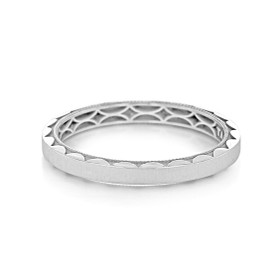 Tacori Sculpted Crescent Wedding Band (105-3WS)