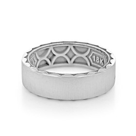 Tacori Sculpted Crescent Wedding Band (105-7WS)