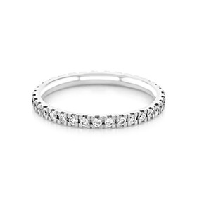Micro-Prong Wedding Band (CJ103)