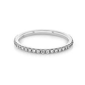 Micro-Prong Wedding Band (LB117)