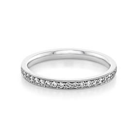 Pavé Wedding Band (CJ114)