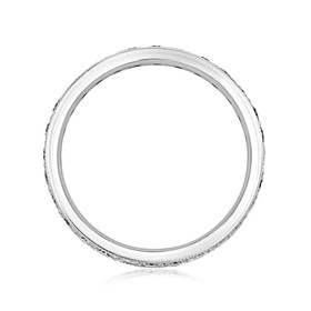 Pavé Wedding Band (CJ116)