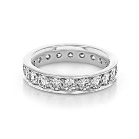 Pavé Wedding Band (CJ120)