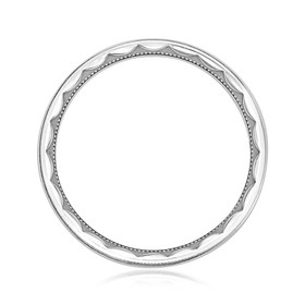 Tacori Sculpted Crescent Wedding Band (76-6W)