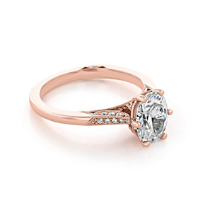 Simply Tacori Engagement Ring (2651OV85X65)