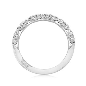 Tacori Petite Crescent Wedding Band (HT2558B12)