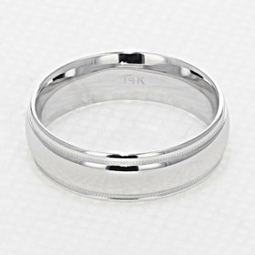 Signature Men's Wedding Band (WB106)