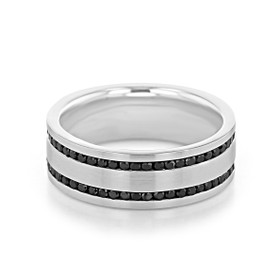 Signature Men's Wedding Band (WB376)