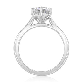 evertrue Solitaire Engagement Ring (EV117)