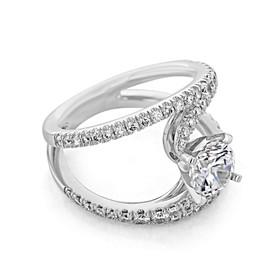 Gabriel NY Engagement Ring (GC42)