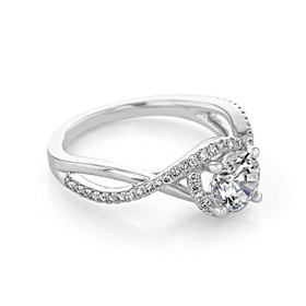 Gabriel NY Engagement Ring (GC61)