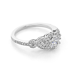 Gabriel NY Engagement Ring (GC59)