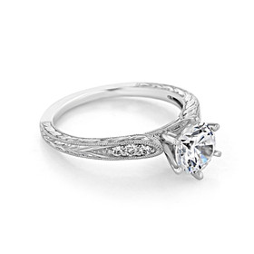 Gabriel NY Engagement Ring (GC62)