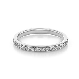 Pavé Set Wedding Band (GC19B)