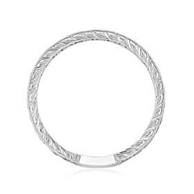 Pavé Wedding Band (BK03)