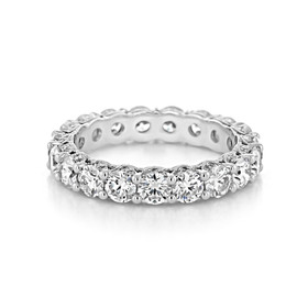 Tacori RoyalT Wedding Band (HT2632W65)