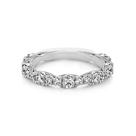 Tacori RoyalT Wedding Band (HT2653B34)