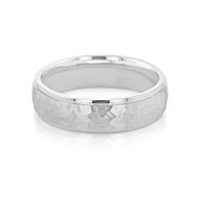 Signature Men's Wedding Band (FG118)
