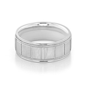 Signature Men's Wedding Band (FG333)