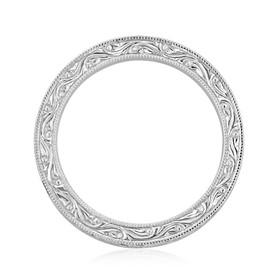 Engraved Wedding Band (LB199)