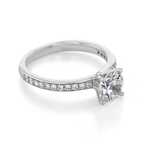 Gabriel NY Engagement Ring (GC19)