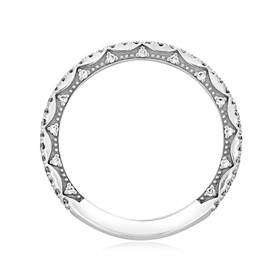 Tacori Coastal Crescent Wedding Band (P104B34FW)