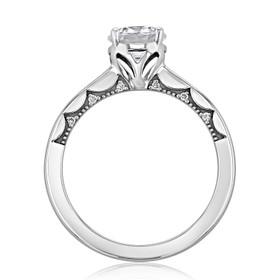 Tacori Coastal Crescent Engagement Ring (P100RD65)